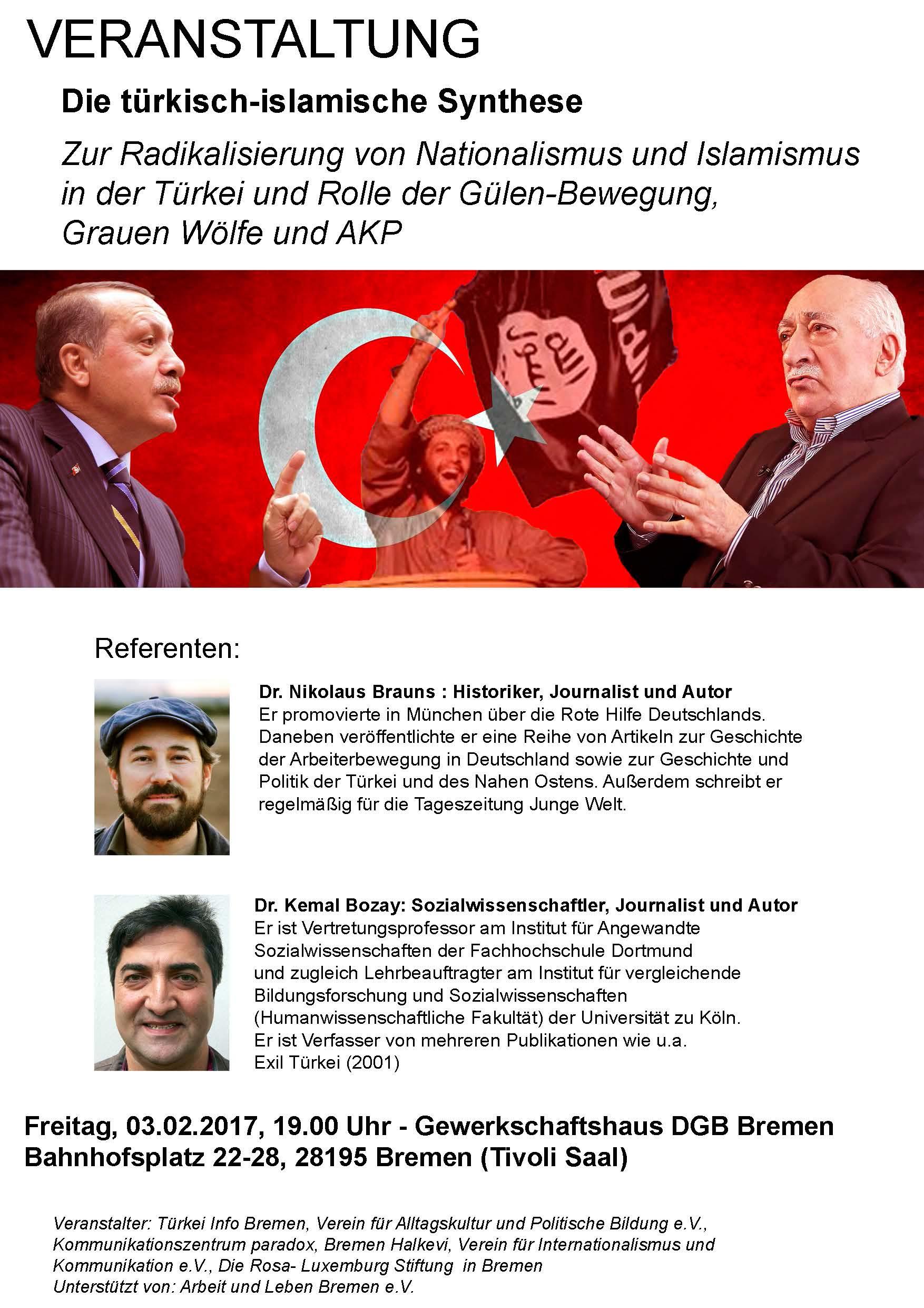 Gülen-Plakat